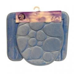 20. Ambipur Floor Mat & Toilet Seat Cover