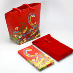 CNY single red packet pouch