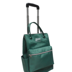 Brands trolley bag_green