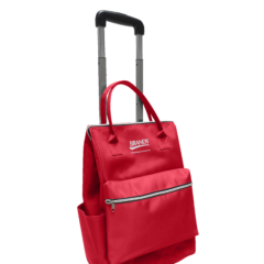 Brands trolley bag_maroon